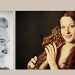 Werke von Gustav Bumcke und Erwin Dressel für Saxophon und Klavier