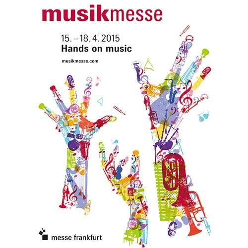 Ries & Erler auf der Musikmesse Frankfurt