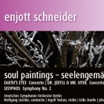 CD Release with solo concerts by Enjott Schneider