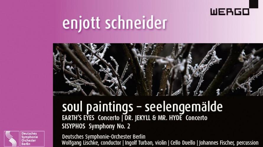 CD Release mit Solokonzerten von Enjott Schneider