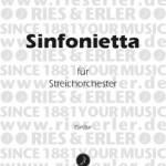 Vladimir Genin >Sinfonietta für Streichorchester, 3.Satz<