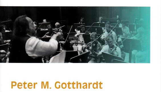 Buch-Neuerscheinung: Peter M. Gotthardt – 50 Jahre Filmmusik