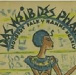 Das Weib des Pharao für großes Orchester