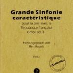 Paul Wranitzky >Grande Sinfonie characteristique<