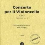 J. B. Vanhal >Concerto per il Violoncello C-Dur für Violoncello und Orchester<