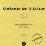 Fesca / Hagels (Hrsg.) >Sinfonie Nr. 2 D-Dur op. 10 für Orchester<