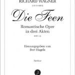Wagner/Hagels >Die Feen<