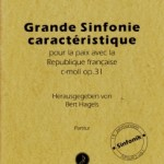 Paul Wranitzky >Grande Sinfonie caracteristique c-Moll<