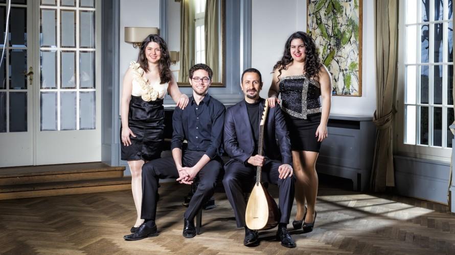 KONZERT: Ensemble Olivinn im Spiegelsaal in Clärchens Ballhaus