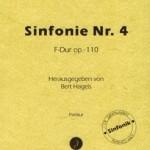 Ferdinand Ries >Sinfonie Nr. 4 F-Dur op. 110<