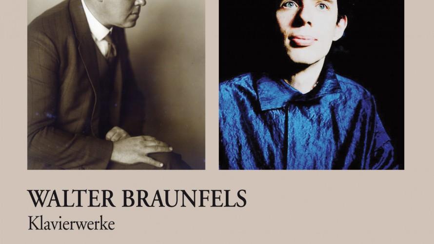 Neu bei Rime Records: Walter Braunfels – Klavierwerke