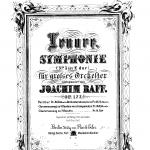 Joachim Raff > Sinfonie Nr. 5<