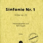 Ferdinand Ries >Sinfonie Nr. 1 D-Dur op. 23<