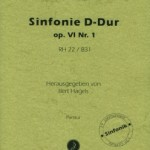 Francois-Joseph Gossec >Sechs Sinfonien op. 6  Nr. 4-6<