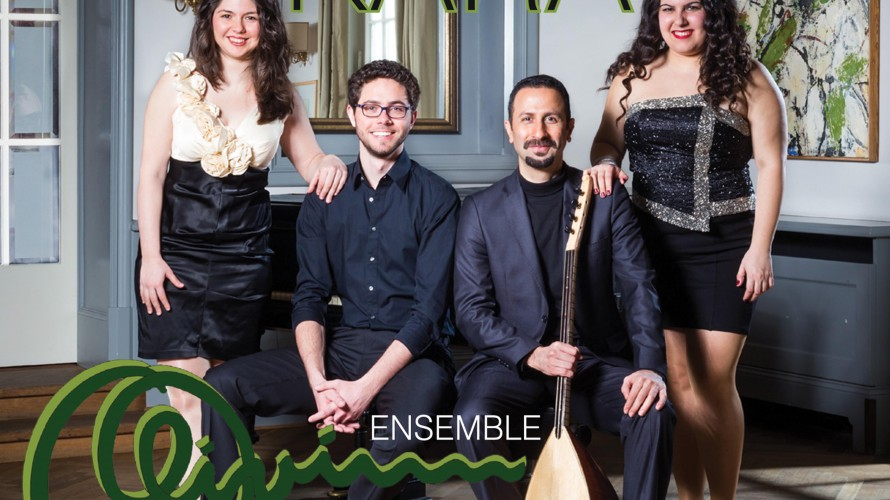 CD Release: Kara by Ensemble Olivinn