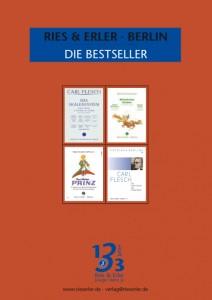 Seiten aus Bestsellerkatalog Ries Erler
