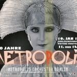 >>Metropolis<< at Santiago de Compostela/Spain
