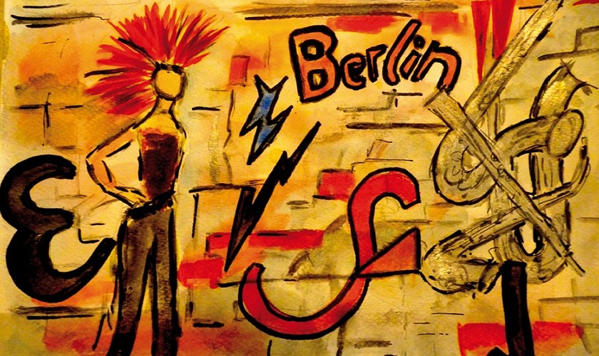 Premiere: BERLIN PUNK by Enjott Schneider in Minden