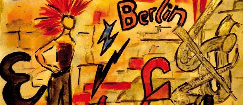 Saxophone in Concert: BERLIN PUNK von Enjott Schneider am 14. April im Konzerthaus Berlin