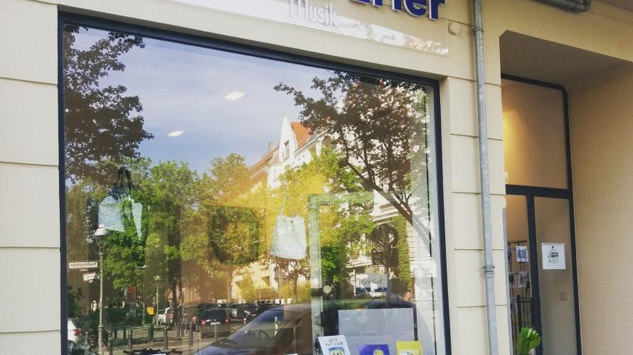 ERÖFFNUNG: Ries & Erler Ladenbüro in Berlin Charlottenburg