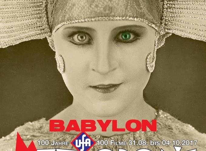 Stummfilmkonzerte: Metropolis im Kino Babylon