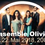 Konzert: Ensemble Olivinn im Kunstbunker in Berlin