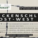 Berliner Symphoniker am 28.10.2018 im Konzerthaus Berlin