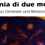 Uraufführung: Sinfonia di due mondi von George Alexander Albrecht in Weimar am 25.08.2019