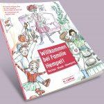 """Für Eltern, Musikpädagogen, Kitas und Schulen: Buch-Neuerscheinung """"Willkommen bei Familie Hempel"""""""